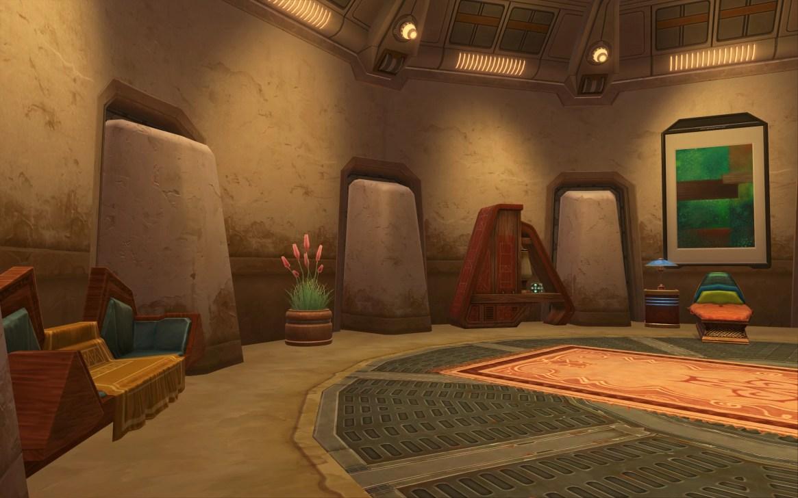 Voss-bedroom