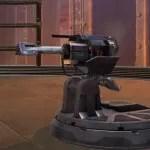 Manned Blaster Turret