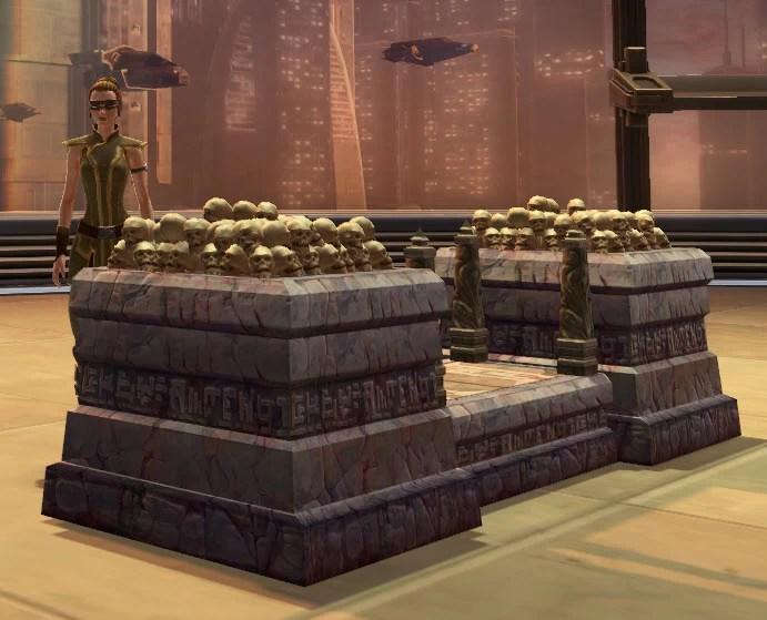 Altar of Skulls 2