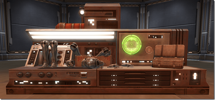 Droid Engineer's Workbench