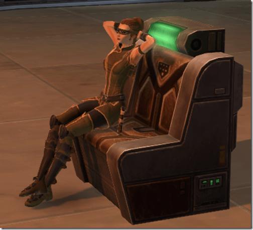 Underworld Starship Chair 2