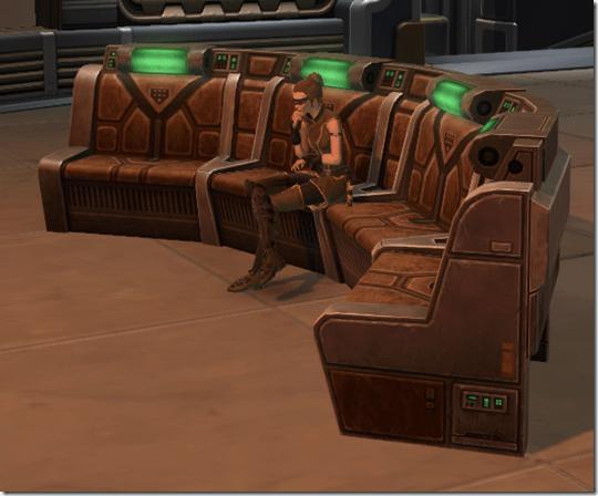 Underworld Starship Couch 2
