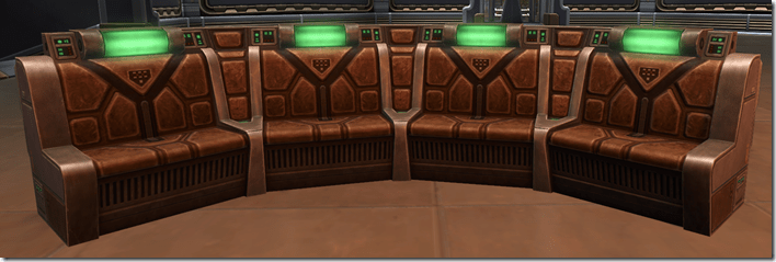 Underworld Starship Couch