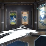 Benaiah's Starfighter Lounge - T3-M4