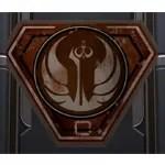 Battle-Worn Republic Placard