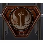 Battle-Worn Republic Placard
