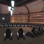 Averth's Jedi Council/Conference Room - The Ebon Hawk
