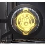 Circular Sign: Consular