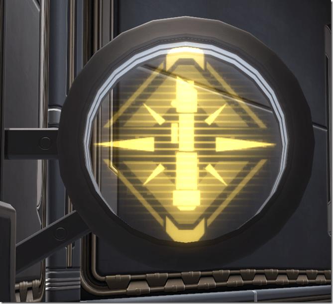 Circular Sign Knight 2
