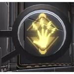Circular Sign: Sorcerer