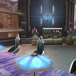 Taiari's Jedi Academy: Dining Room - The Harbinger