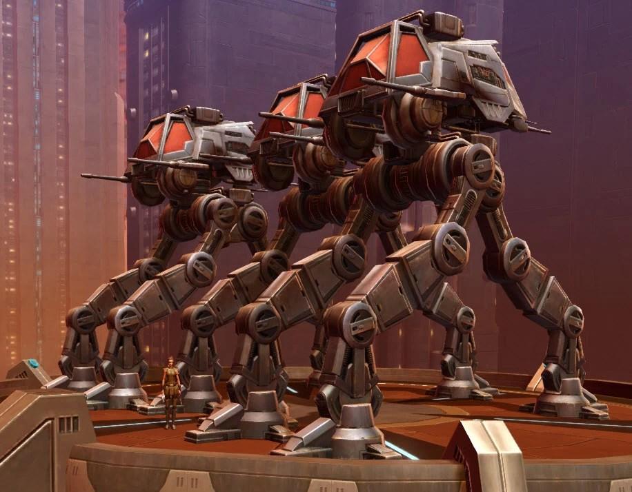 Imperial Walkers 2