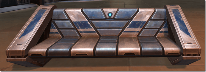 Metropolitan Bench