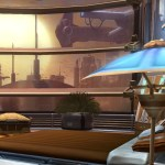 Rhint's Jedi Academy: Squadron Commander's Quarters – The Ebon Hawk