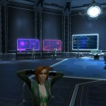 Ly'ana's Intelligence Headquarters – The Bastion