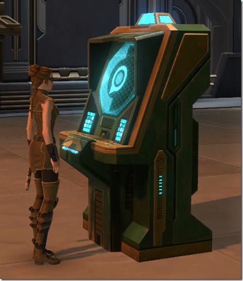 Slot Machine Smuggler's Gambit 2