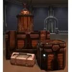 Arrangement: Rishi Crates