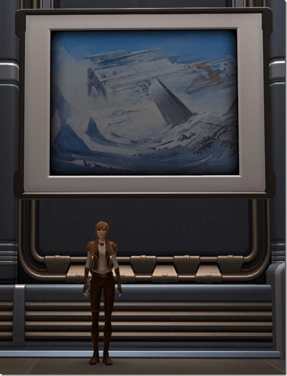 Art Hoth Starship Graveyard