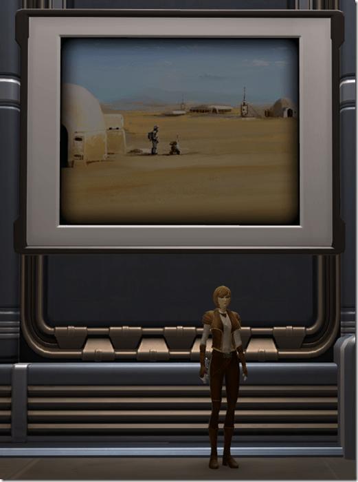 Art Tatooine Landscape