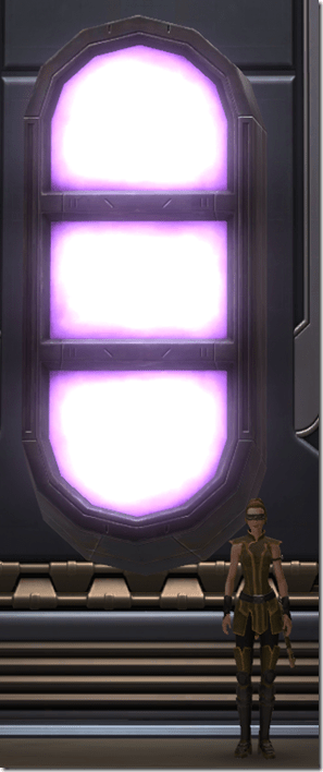Segmented Lights (Purple) 2