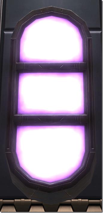 Segmented Lights (Purple)