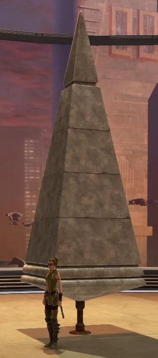 Yavin Temple Obelisk 2