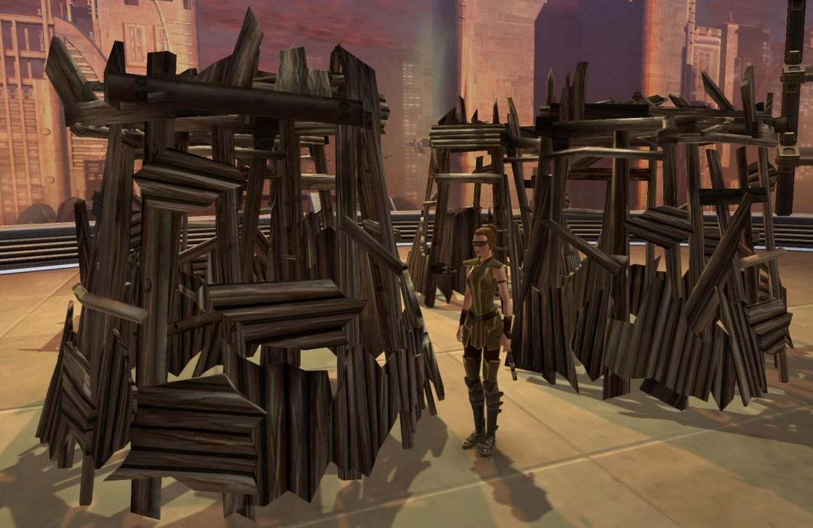 Massassi Cages 2