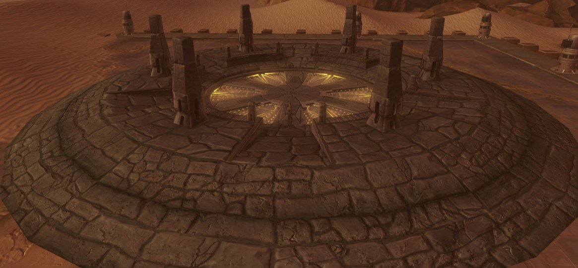 Yavin Combat Arena 2