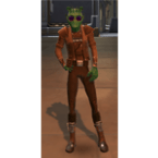 Rodian Citizen (Male)