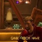 Gavik's Marketplace Cantina – The Ebon Hawk