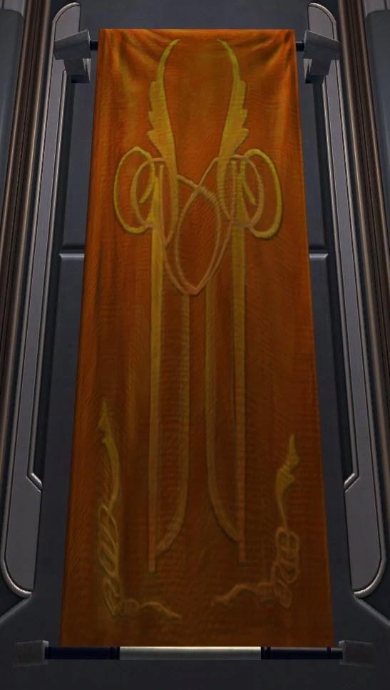 Banner Jedi Temple