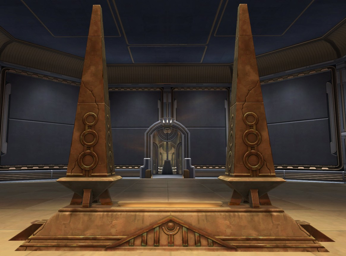 Revanite Altar