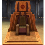 Alderaanian Throne