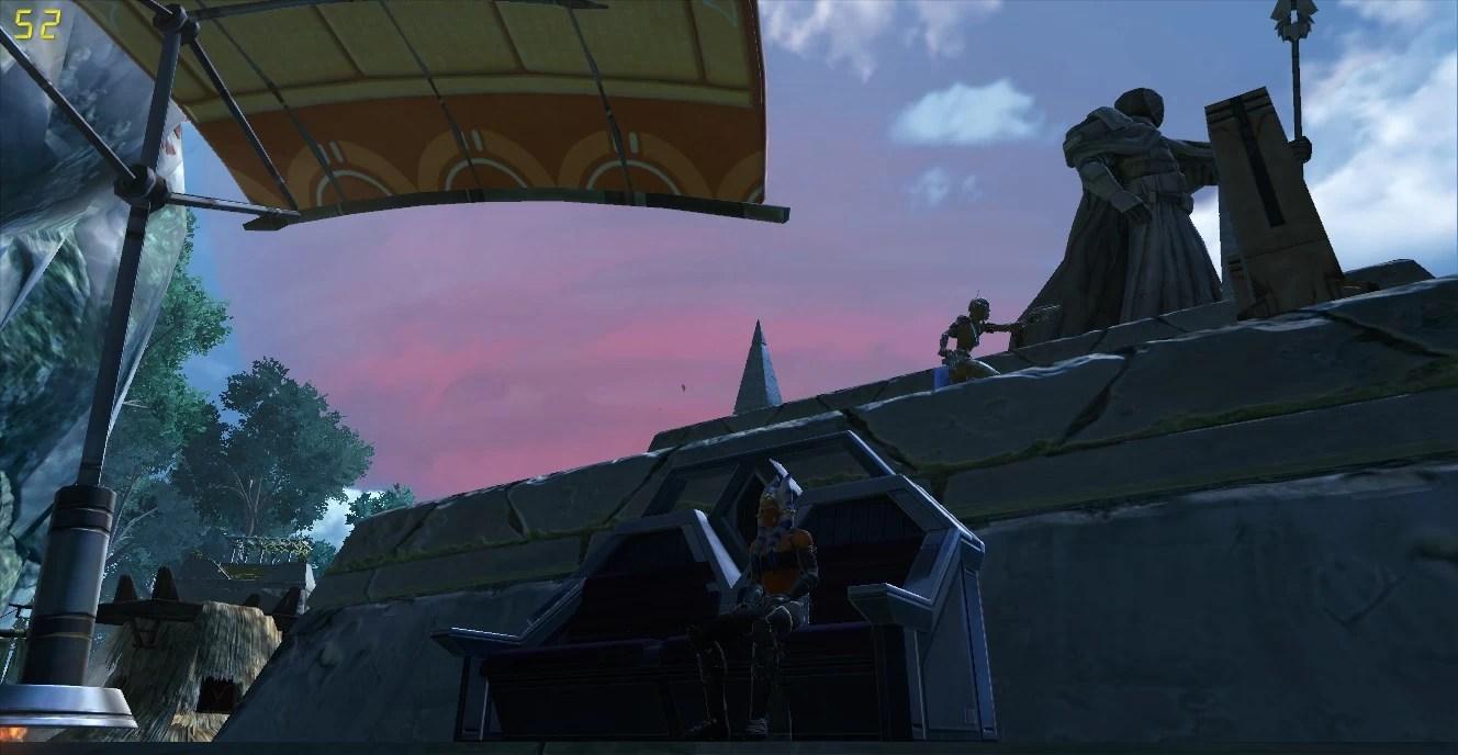 Skew's (aka Holmes The Illustrious) Temple Of Light (Part 3) – Jedi Covenant