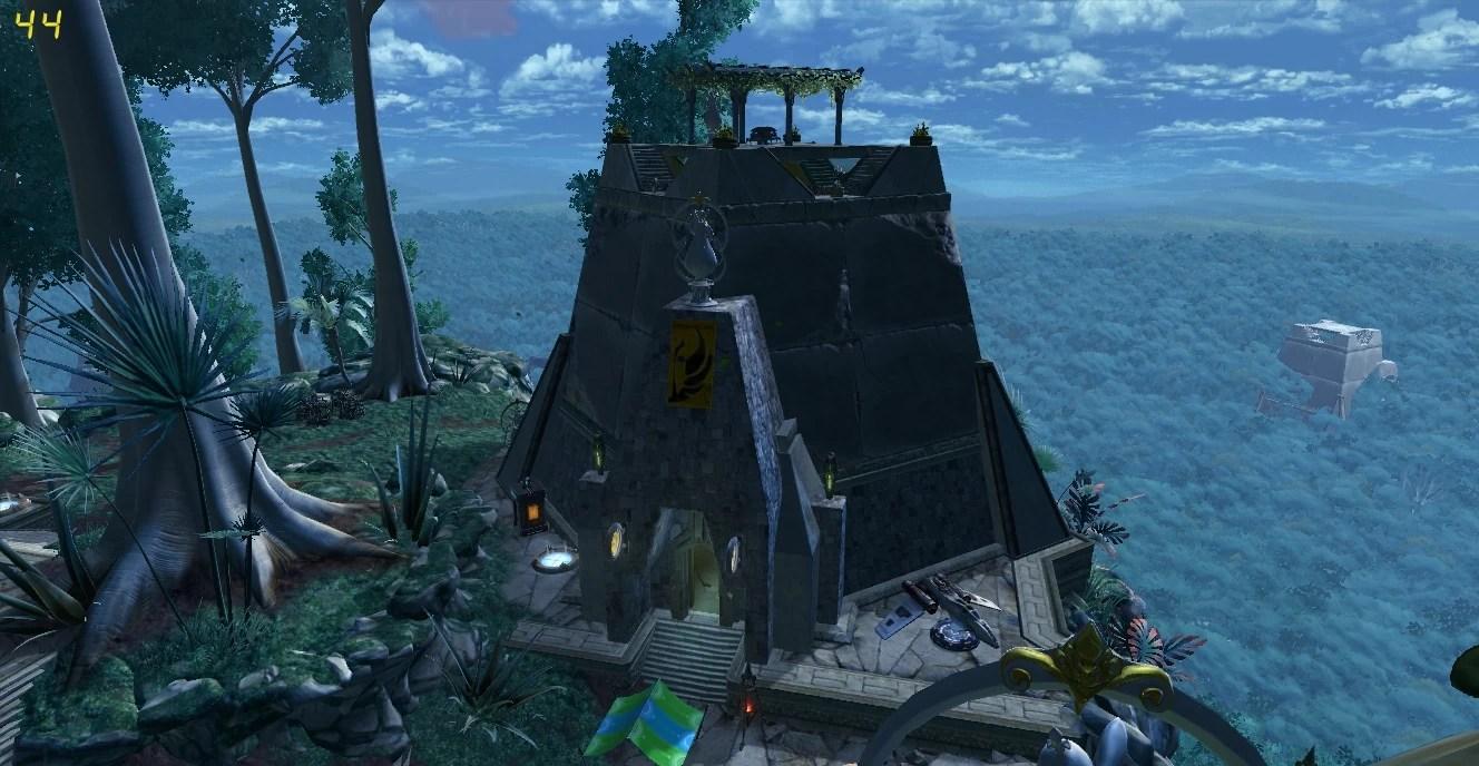 Skew's (aka Holmes The Illustrious) Temple Of Light (Part 4) – Jedi Covenant