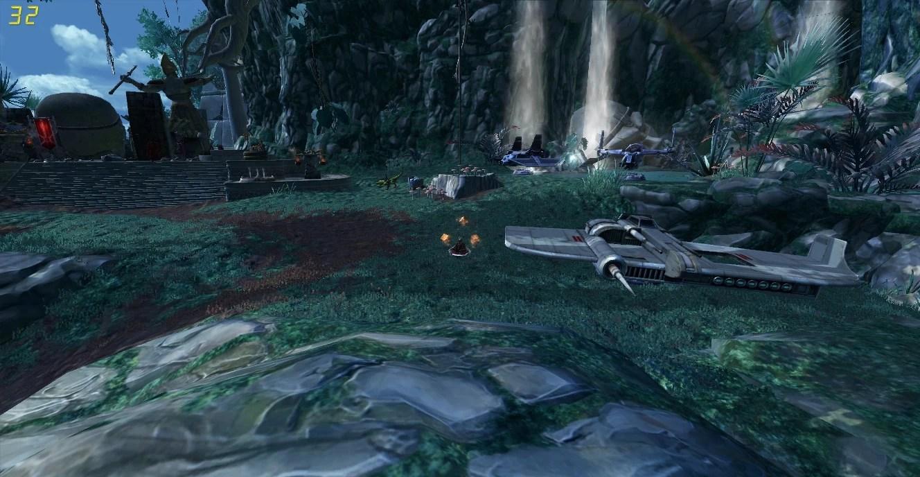 Skew's (aka Holmes The Illustrious) Temple Of Light (Part 6) – Jedi Covenant
