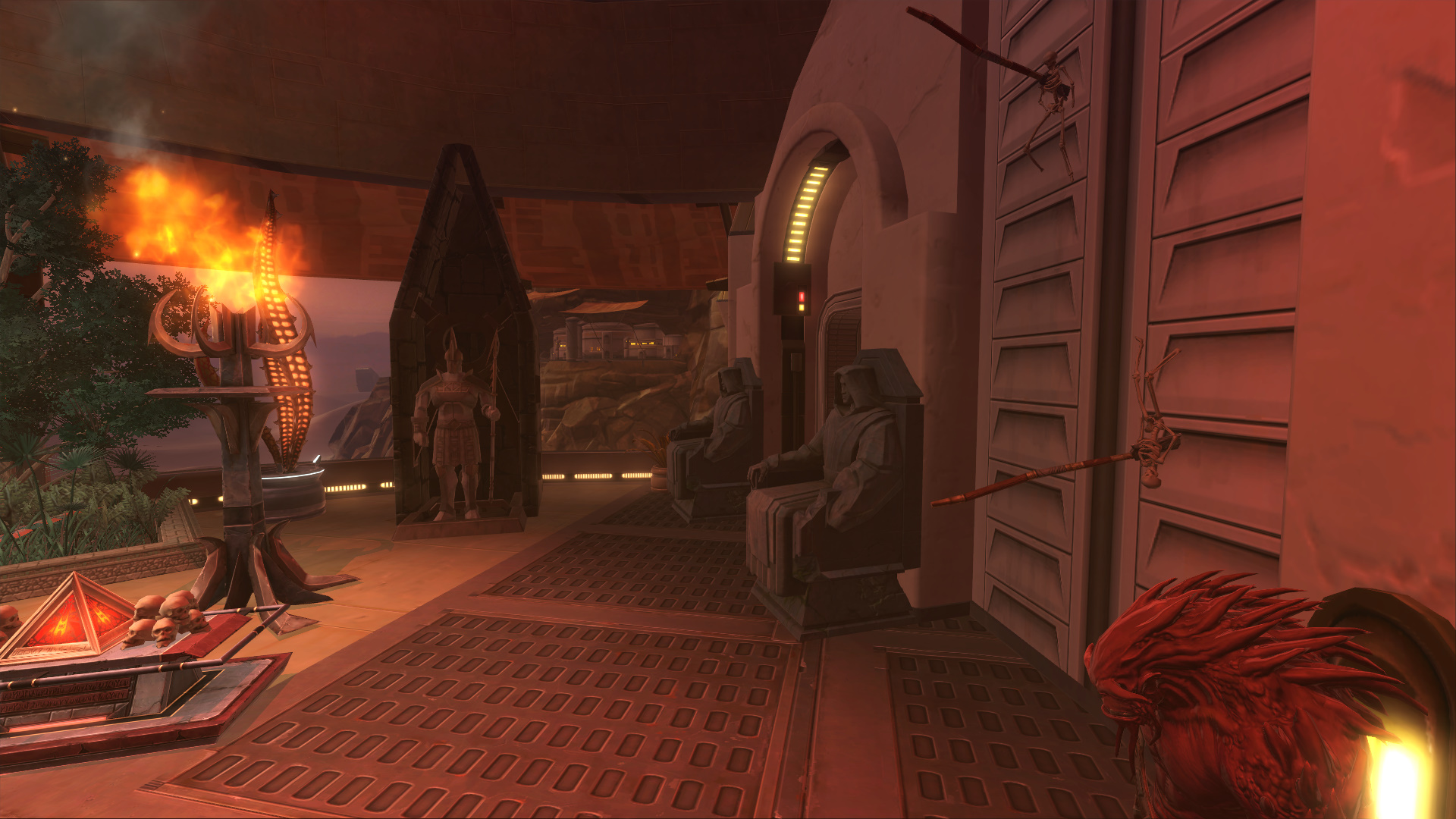 Zar'thon Trade Emporium – The Ebon Hawk