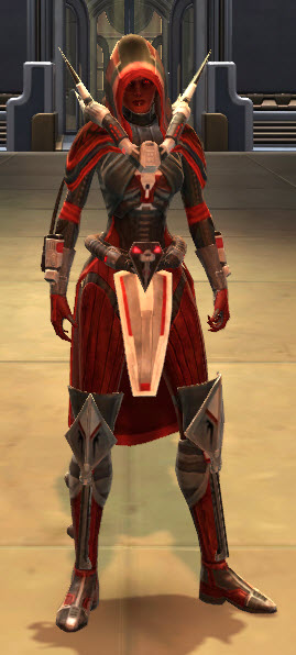 Pureblood Sith Lord (Female)
