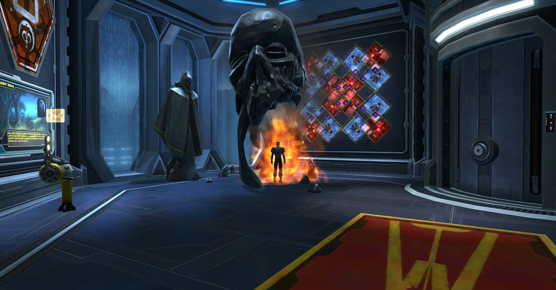 TOR Decorating Vynhelsings Sith Academy Jedi Covenant