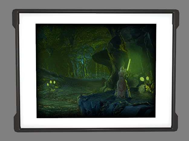 Art Rakghoul Caverns