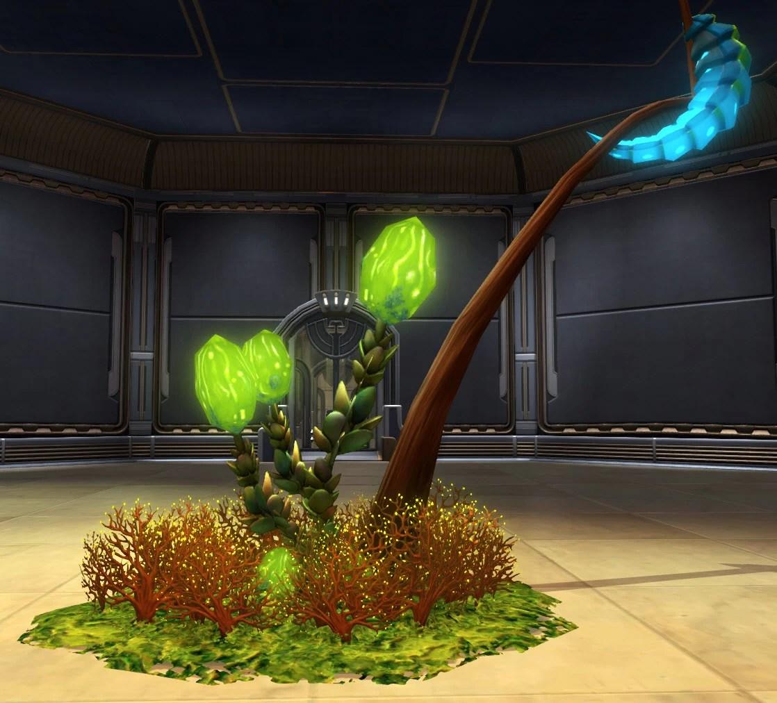 Contagious Plants