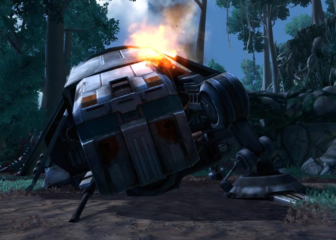 Damaged Republic ATV 4