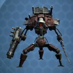 Jury-Rigged Battledroid
