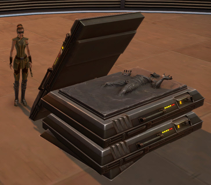 Stacked Carbonite 2