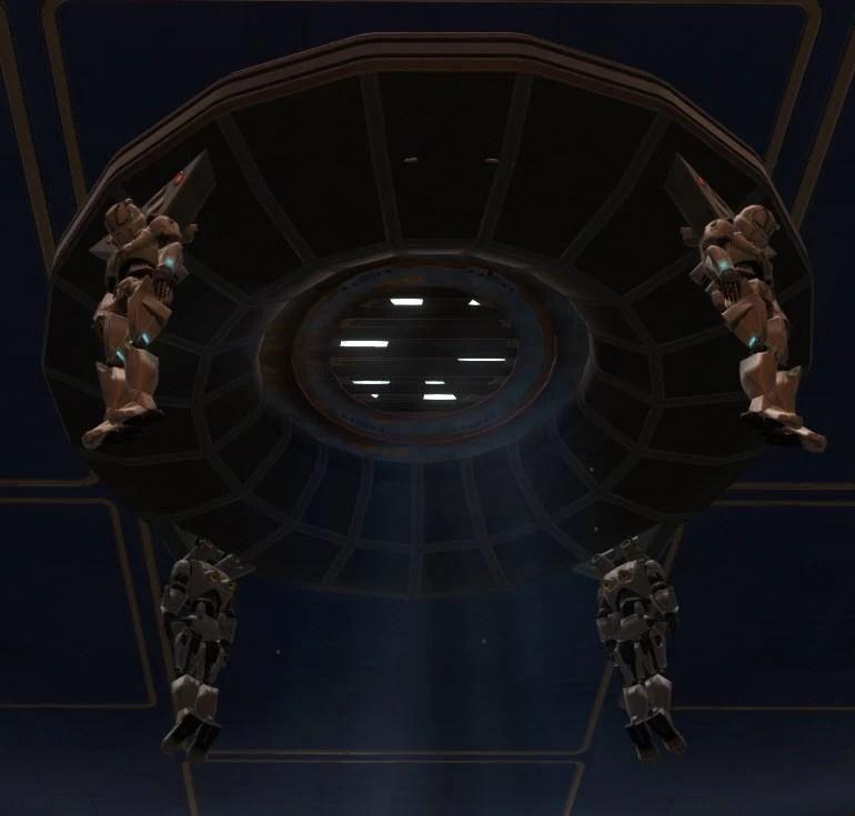 Skytrooper Holder (Ceiling)