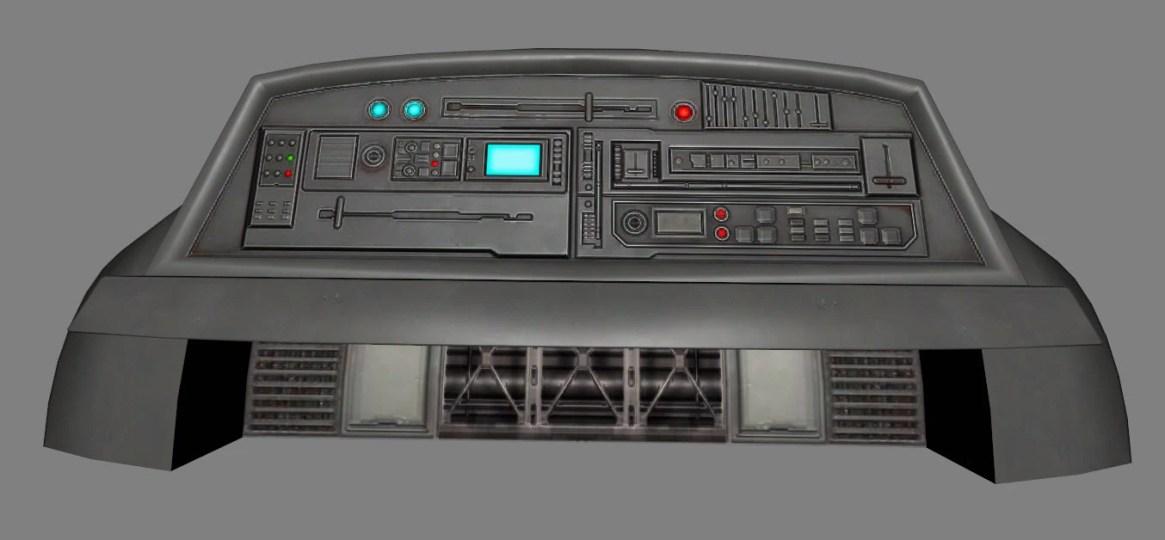 Zakuul Console