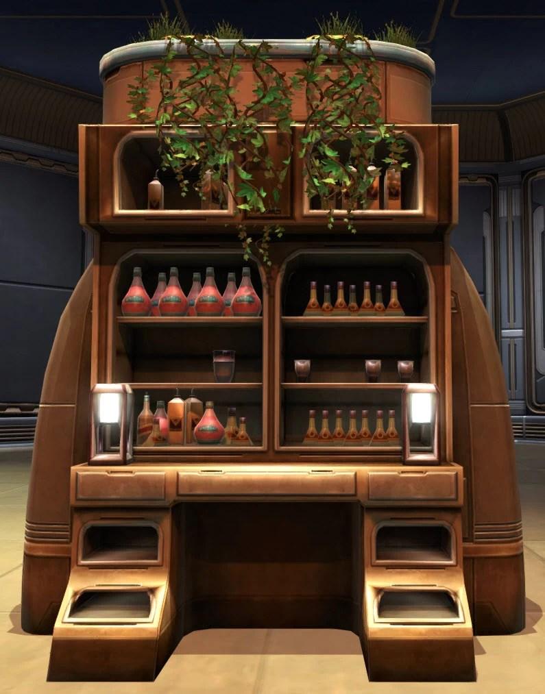 Zakuulan Cabinet
