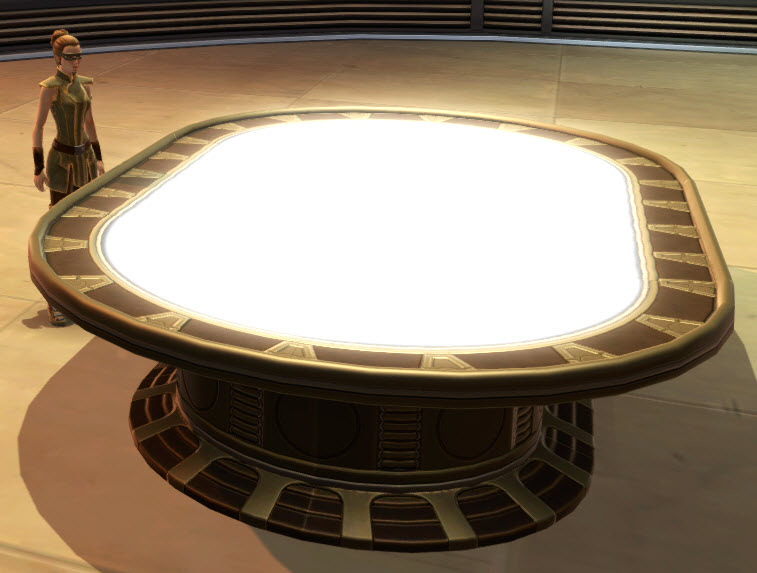 Zakuulan Oval Table 2