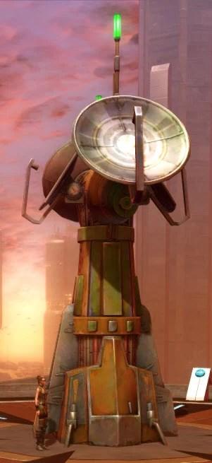 Radar Tower 2
