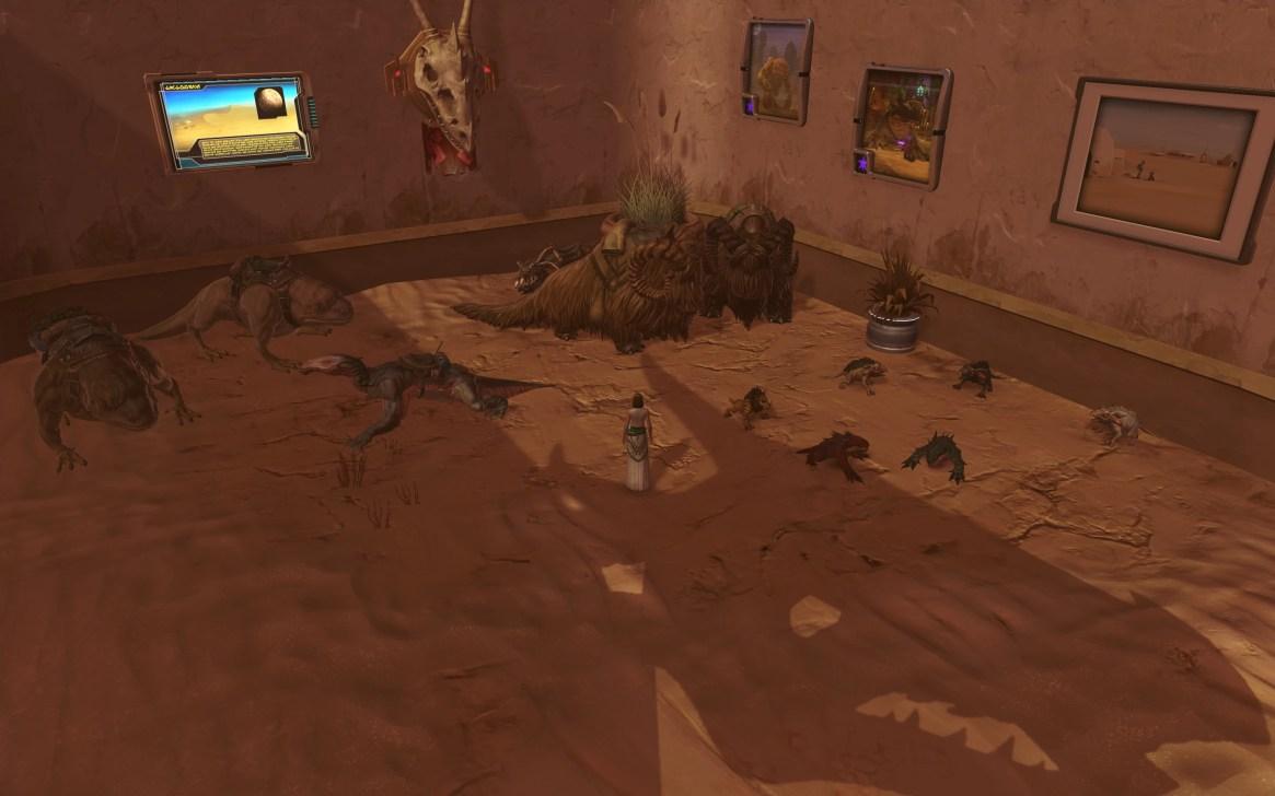 Zoo-Desert
